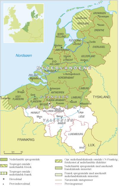 de nederlanden 2007